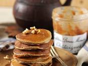 Pancakes châtaigne