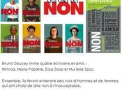 voix pour dire non, Médiathèque Nelson Mandela, Créteil (94)