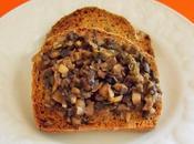 Brunoise champignons (Vegan)