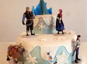 Gâteau Reine neiges
