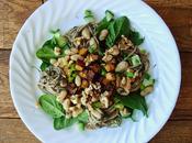 Salade polonaise nouilles soba