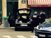 Coincidence? terroristes Charlie Hebdo changé véhicule devant local utilisé l'armée israélienne.