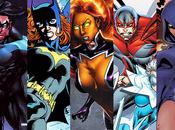 Titans Découvrez super-héros présents dans prochaine série Comics