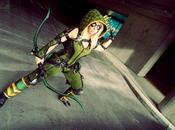 Cosplay Arrow