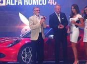 Playboy choisit l'Alfa Romeo