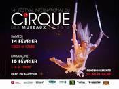 Tous cirque Avec édition Festival international Cirque Mureaux, février 2015,