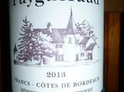Francs-Côtes Bordeaux Puygueraud blanc) 2013 Castillon-Côtes Domaine 2005