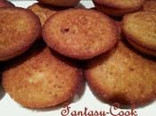 Financiers (Thermomix, pas)