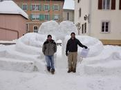 Imagineige sculpter l'hiver
