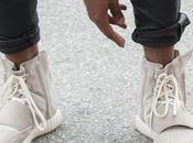 sneakers signées Kanye West Adidas avant-première Grammys