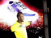 Puma fait courir Time Square pour dévoiler Usain Bolt Ignite, nouvelle chaussure running
