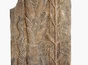 stèle représentant dieu inconnu découverte Turquie