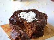 Petits gâteaux quinoa {chocolat, poire noix coco}
