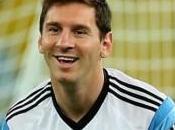 Lionel Messi veut gagner coupe monde