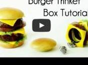 mini burger pour ranger secrets