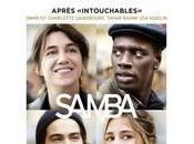 Samba Blu-ray