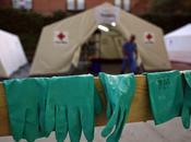 Ebola nombre augmente pour semaine suite