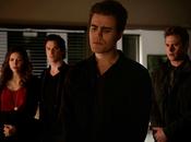 Vampire Diaries, saison mort, départ, baiser accident voiture