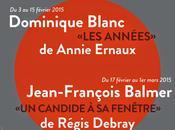Anna Christie Théâtre l'Atelier programme lectures
