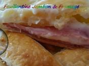 Feuillantine Fromage Jambon Thermomix