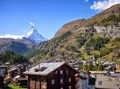 repas d'anniversaire déroutant Zermatt!