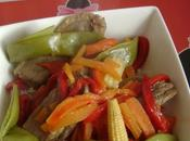 canard légumes