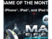 Mass Effect Infiltrator gratuit mois iPhone iPad