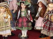Muet mais vivant Poupées marionnettes République tchèque, Prague