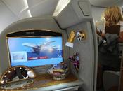 EVASION compagnies aériennes plus luxueuses