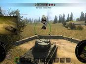 chars d'assaut World Tanks bientôt Xbox