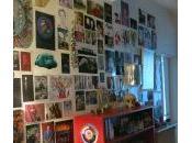 Pascale Serre, appartement-atelier