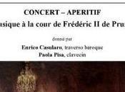 Fondation Rainer-Maria RILKE Concert Musique cour Frédéric Prusse Février 2015