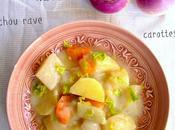 tourlou d'hiver avgolemono comment réchauffer quelques légumes racines façon soupe grecque citronnée