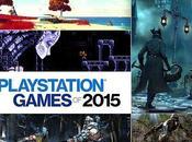 Playstation liste jeux pour 2015