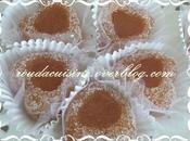 Maadjoun tbassa (Pâte coings recette معجون التباسة
