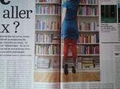 """Magazine Marianne """"Lire pour aller mieux"""