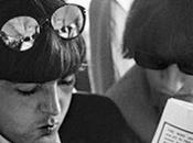livre dévoile photos inédites John Lennon Yoko