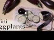 Aubergines plus vraies nature Fimo