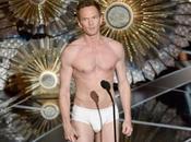 Neil Patrick Harris slip lors Oscars 2015