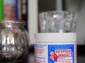 J'ai enfin essayé crème Egyptian Magic