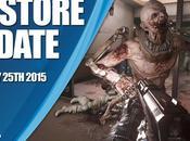Mise jour PlayStation Store février 2015