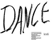 DANCE 2015 Festival international danse Munich mai.