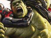 Marvel: l'affiche Hulk, Ant-Man, agents S.H.I.E.L.D Daredevil!