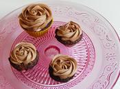 {Recette} Cupcakes Nutella