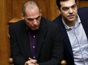 Gouvernement grec, Tsipras Varoufakis capitulation