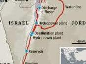 projet canal morte tuera cause Palestine