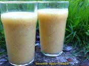 Smoothie Apple Crumble