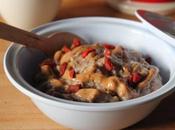 Porridge protéiné matin (vegan sans gluten)