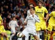 Liga Villarreal tient tête Real Madrid