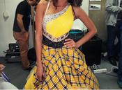 Leila (SS8) jaune porte bonheur